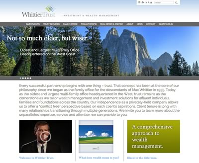 whittier-website